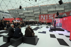 Exodome-dome-rent-Bologna-auto-show-Nissan-ministry-of-sound-pvc-structure-3-1030x685