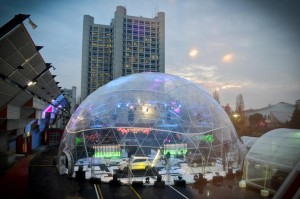Exodome-dome-rent-Bologna-auto-show-Nissan-ministry-of-sound-pvc-structure-5-1030x684