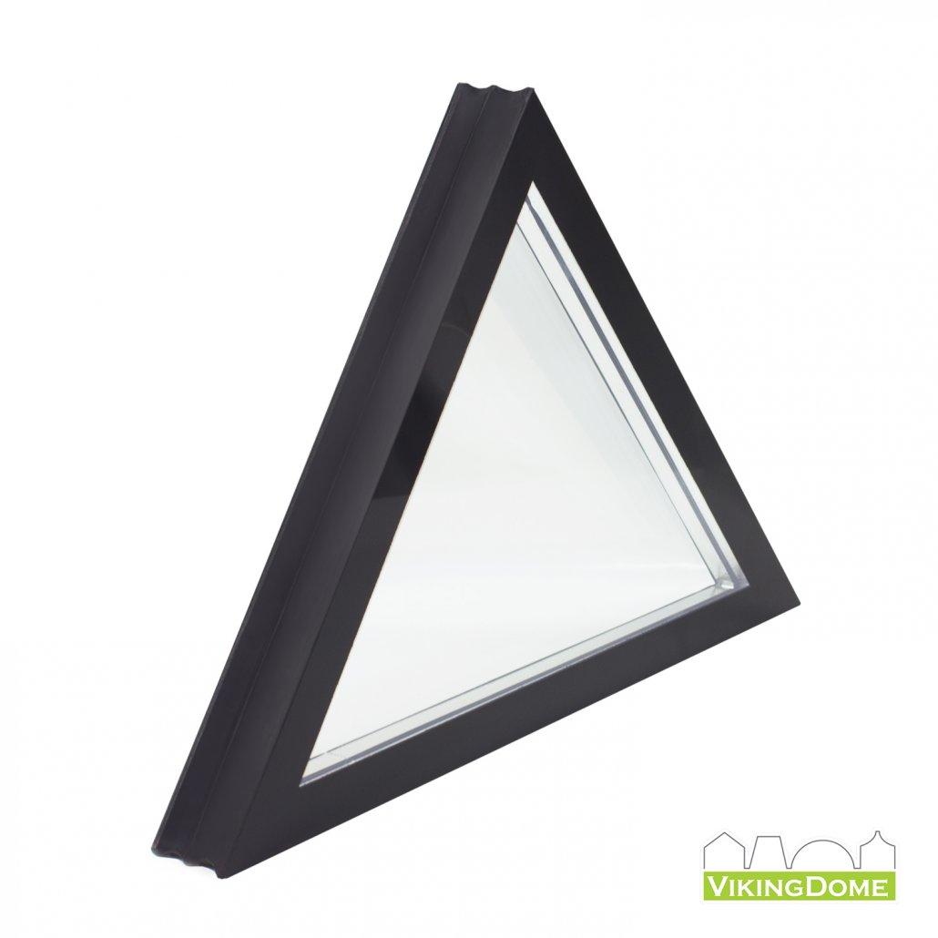 断熱性の高いペアガラスを採用